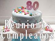 Reuniones - Cumpleaños